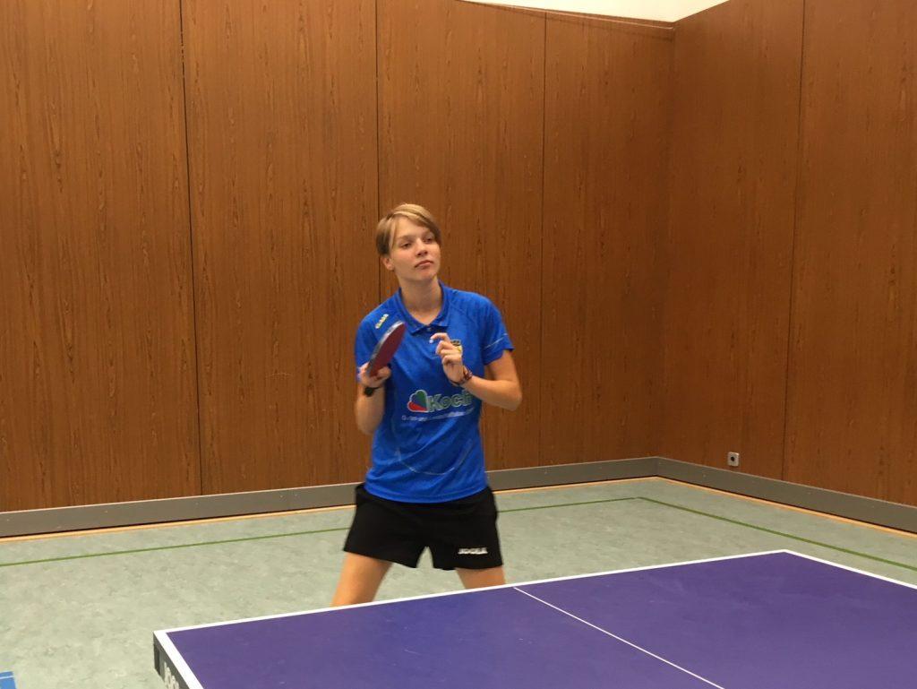 Celina Weber qualifiziert sich für die Hessischen Meisterschaften