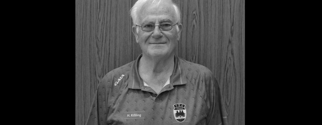 Der TTC Anzefahr trauert um Hermann Kißling
