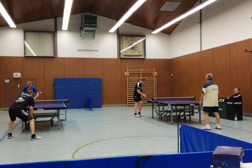 Unerwartetes 9:3 gegen Burgholz-Kirchhain